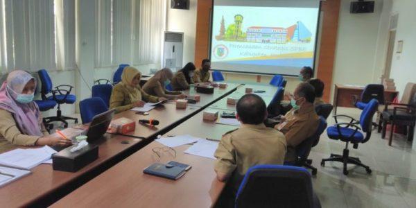 Pemkab Jombang Rumuskan Strategi Peningkatan Indeks Sistem Pemerintahan Berbasis Elektronik