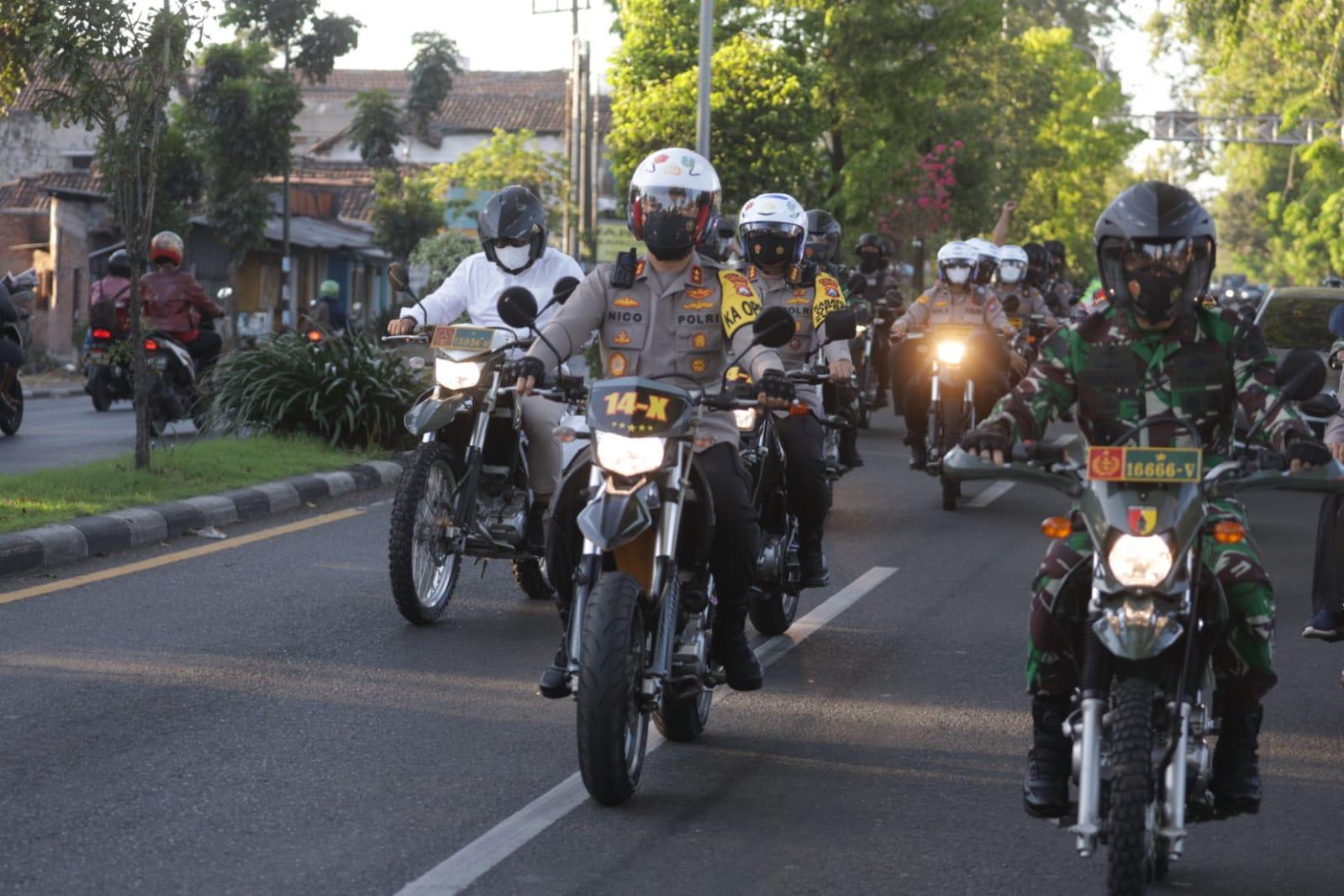 Forkopimda Jatim Cek Tempat Isoter dan 3T di Posko PPKM Sidoarjo | Memo Surabaya