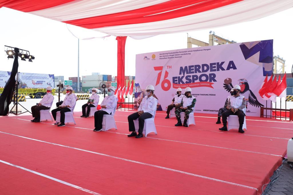 Bersama Presiden RI Forkopimda Jatim Laksanakan Video Virtual | Memo Surabaya