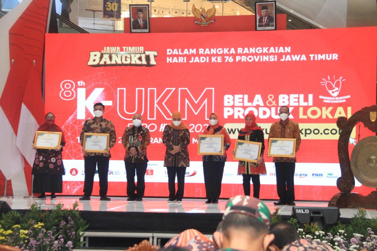 Primer Koperasi Kepolisian ResortJember, Juara I Lomba se-Jawa Timur | Memo Surabaya