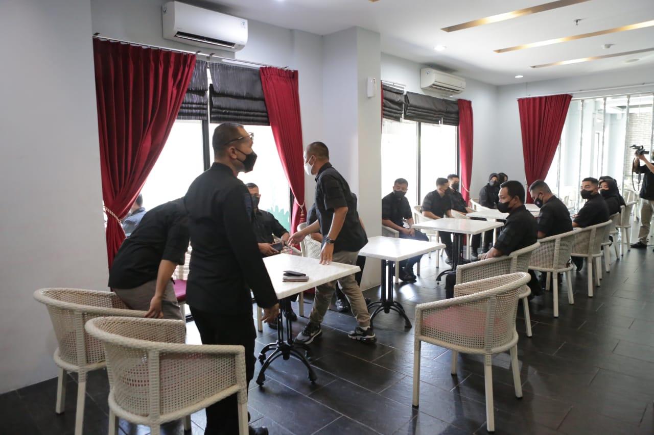 Usai Jalani Tes dan Karantina, Brimob Polda Jatim Pulang dengan Aman | Memo Surabaya
