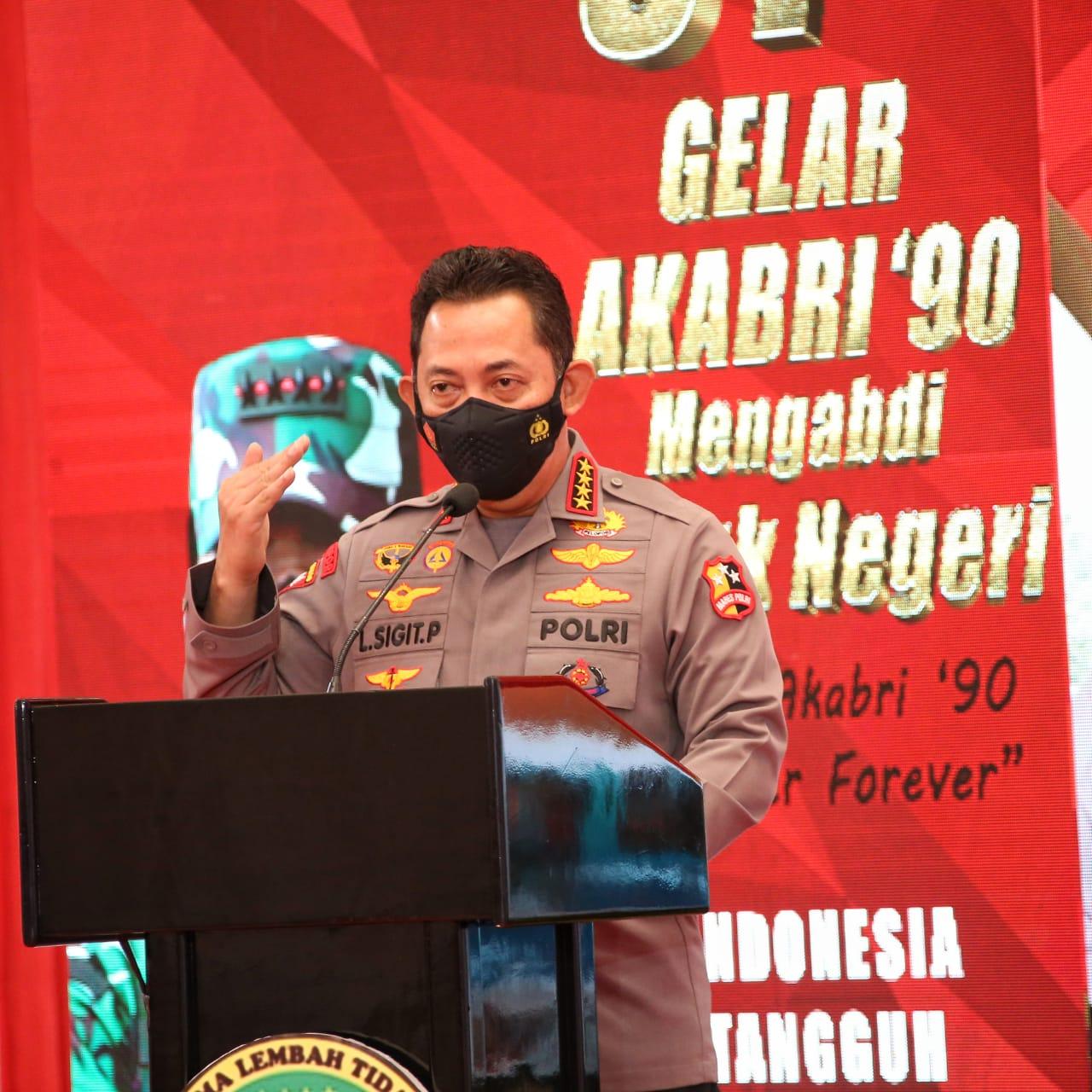 Cegah Lonjakan COVID Saat Libur Nataru,Kapolri:Tak Boleh Abai Prokes | Memo Surabaya