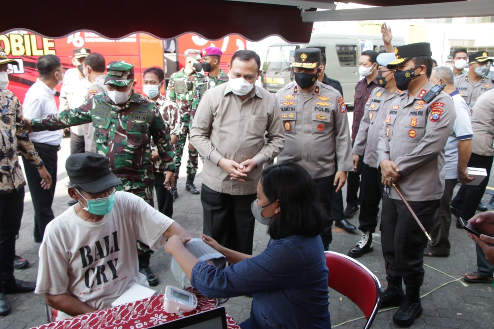 Komjen Firli Bahuri: Kita Berikan Penghargaan TNI-Polri | Memo Surabaya