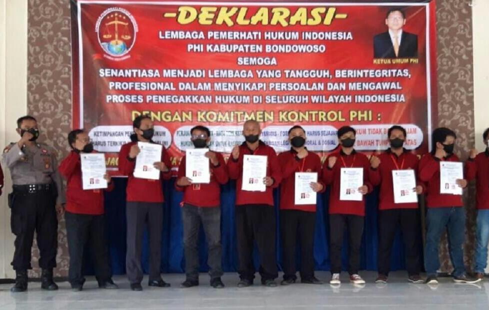 PHI Bondowoso Siap Berikan Pendampingan Hukum | Memo Surabaya